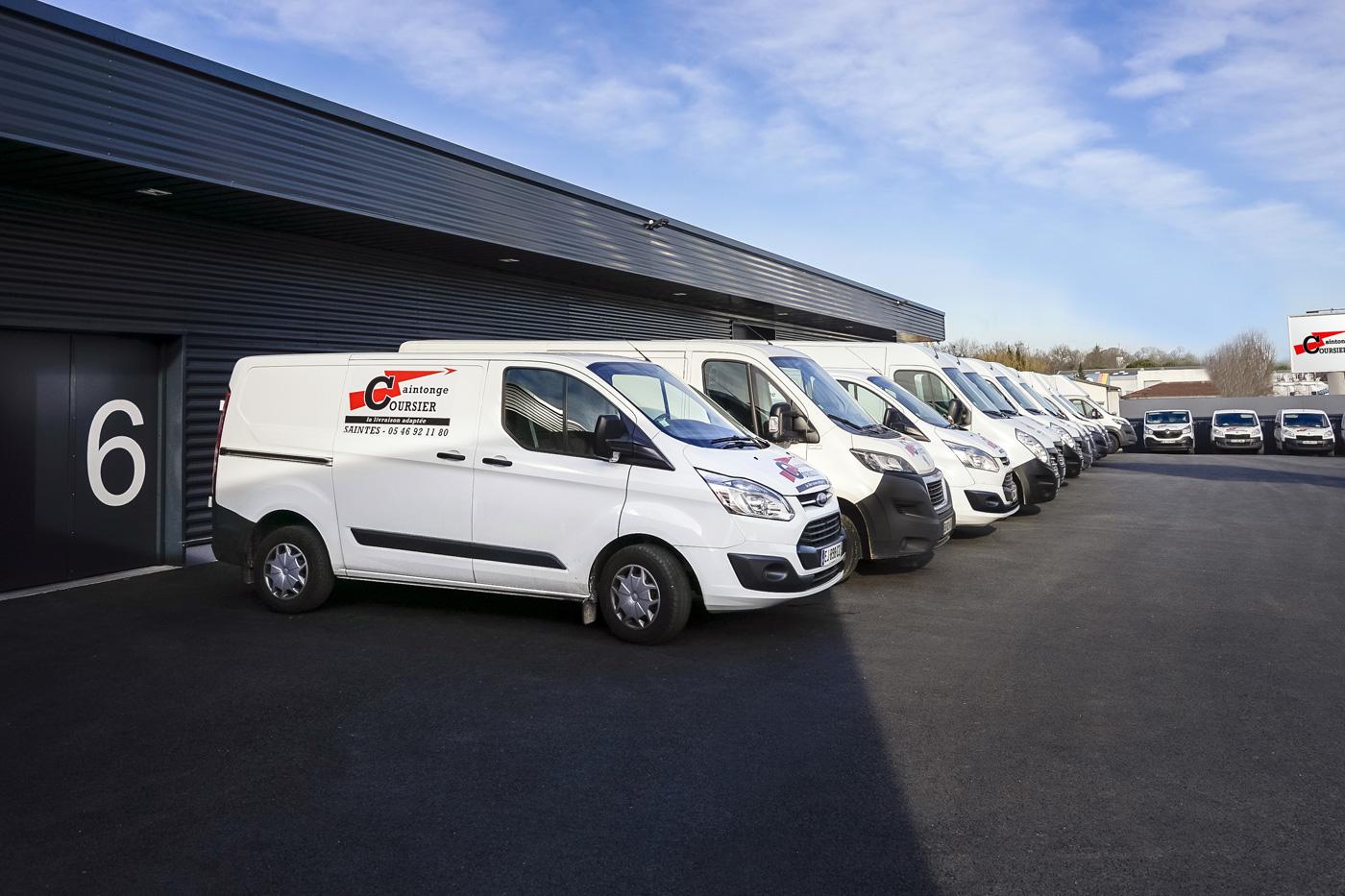 Service de transport de marchandises